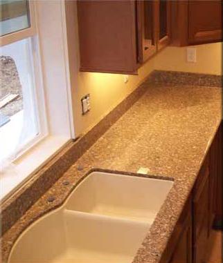 Affordable Cabinets Granite Flooring
